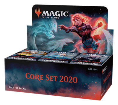 MTG - Core Set 2020 - English Booster Box - 401 Games