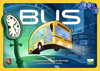 Buy Bus - 2019 Retail Edition (Pre-Order) and more Great Board Games Products at 401 Games