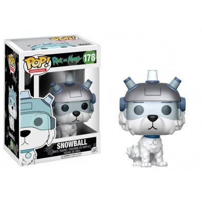 Buy Pop! Rick and Morty - Snowball and more Great Funko & POP! Products at 401 Games