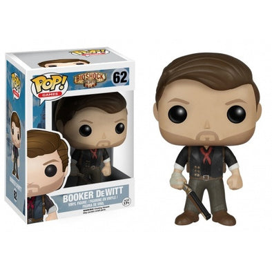 Buy Pop! Bioshock Infinite - Booker DeWitt and more Great Funko & POP! Products at 401 Games