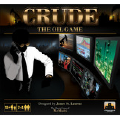 Crude - The Oil Game - 401 Games