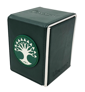 Ultra Pro - Alcove Deck Box - MTG - Guilds of Ravnica - Selesnya - 401 Games
