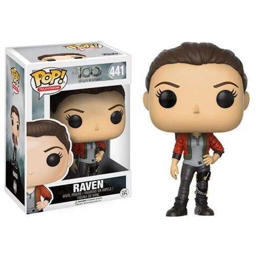 Buy Pop! The 100 - Raven and more Great Funko & POP! Products at 401 Games