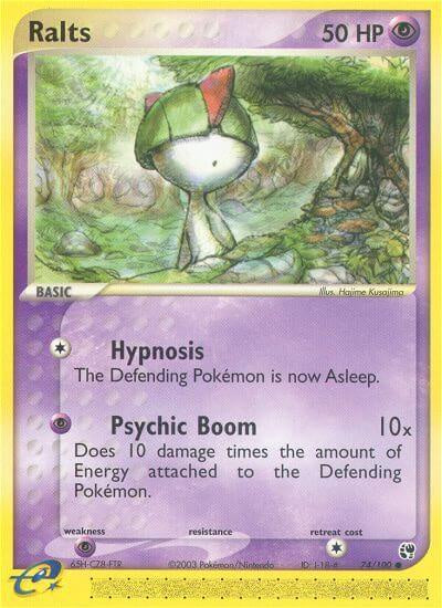 Ralts - 74/100 (SST074) available at 401 Games Canada