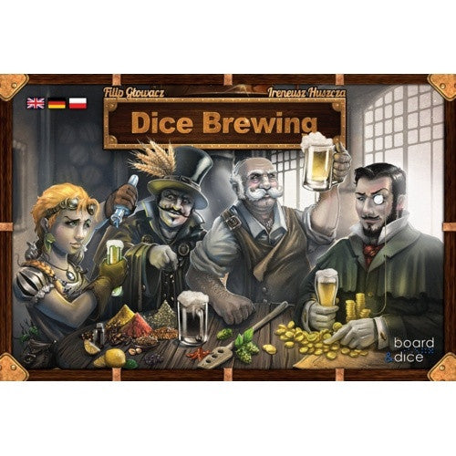 Dice Brewing - 401 Games
