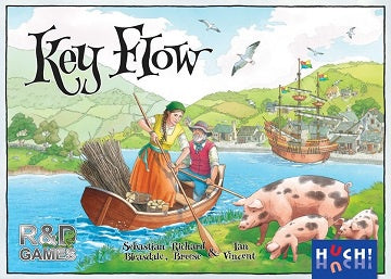 Buy Key Flow and more Great Board Games Products at 401 Games