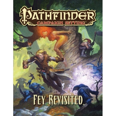 Pathfinder - Campaign Setting - Fey Revisited - 401 Games
