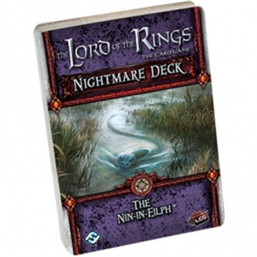 Lord of the Rings LCG - The Nin-In-Eilph Nightmare Deck - 401 Games