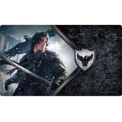 Game of Thrones Living Card Game - The Lord Commander Playmat - 401 Games