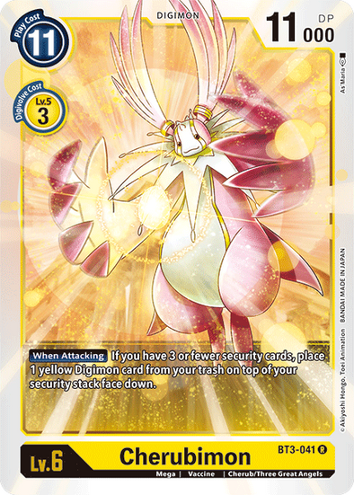Cherubimon (BT3-041) available at 401 Games Canada
