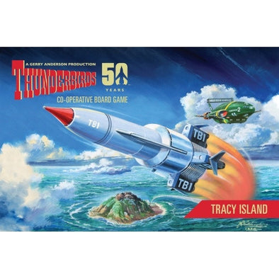 Buy Thunderbirds - Board Game - Tracy Island Expansion and more Great Board Games Products at 401 Games