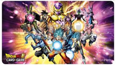 Ultra Pro - Play Mat - Dragon Ball Super - All Stars - 401 Games