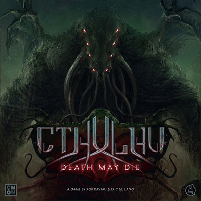 Cthulhu: Death May Die - 401 Games