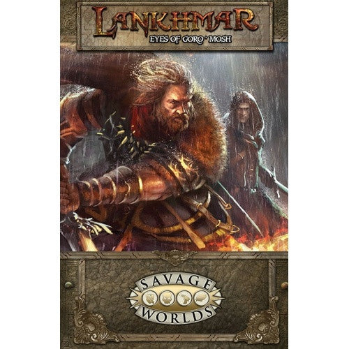 Buy Savage Worlds - Lankhmar - GM Screen and more Great RPG Products at 401 Games