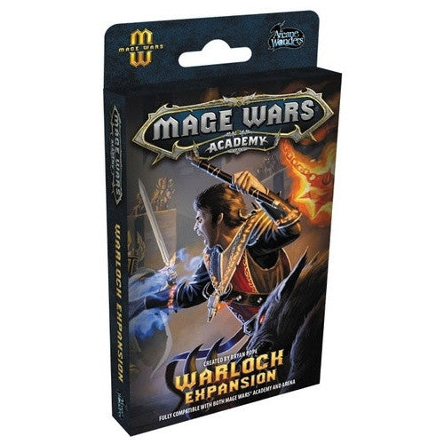 Mage Wars Academy - Warlock Expansion - 401 Games