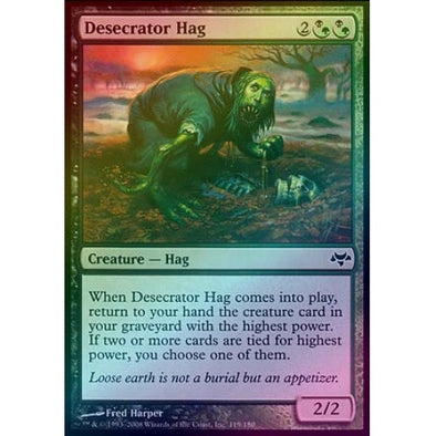 Desecrator Hag (Foil) (EVE) available at 401 Games Canada