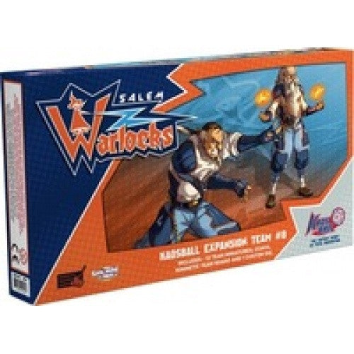 Kaosball - Team Pack - Salem Warlocks - 401 Games