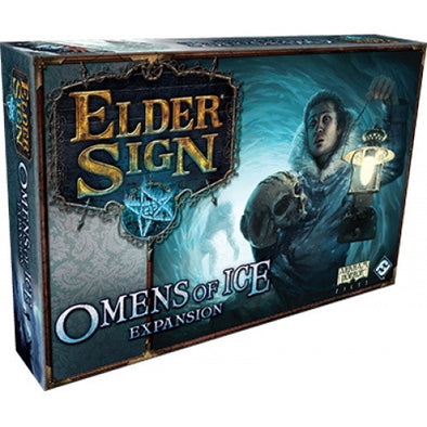 Elder Sign - Omens of Ice - 401 Games