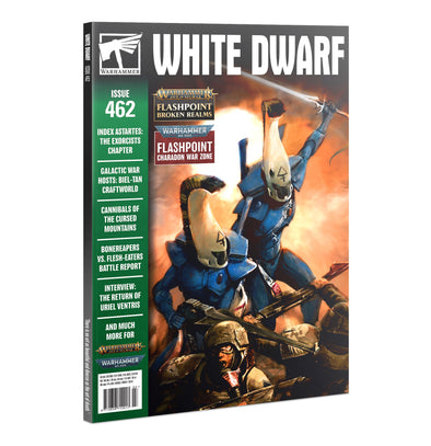 White Dwarf - Issue 462 - March 2021 available at 401 Games Canada