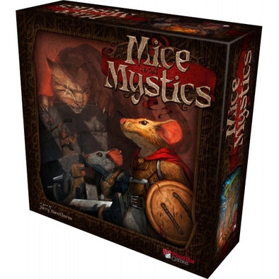 Mice and Mystics - 401 Games