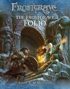 Frostgrave - The Frostgrave Folio available at 401 Games Canada