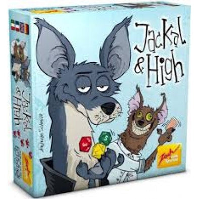 Jackal and High available at 401 Games Canada