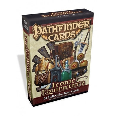Buy Pathfinder - Cards - Iconic Equipment 2 and more Great RPG Products at 401 Games