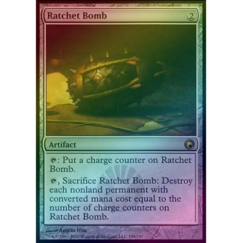 Ratchet Bomb (Foil) - 401 Games