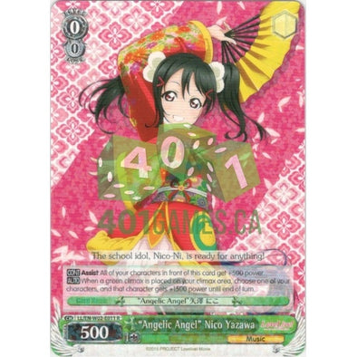 """Angelic Angel"" Nico Yazawa available at 401 Games Canada"