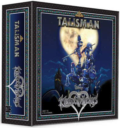Buy Talisman - Kingdom Hearts (Pre-Order) and more Great Board Games Products at 401 Games