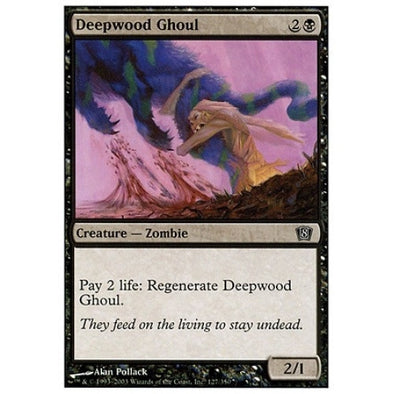 Deepwood Ghoul - 401 Games