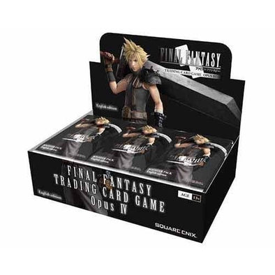 Final Fantasy TCG - Opus 4 Booster Box - 401 Games