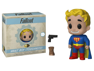 Funko - 5 Star - Fallout - Vault Boy (Toughness) - 401 Games