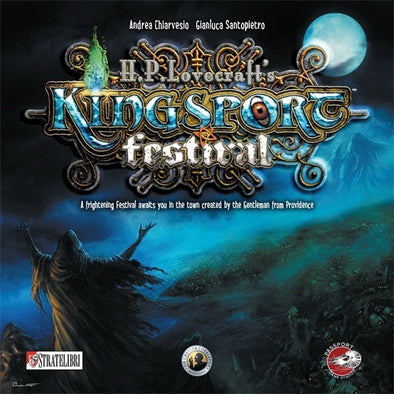 Buy Kingsport Festival and more Great Board Games Products at 401 Games