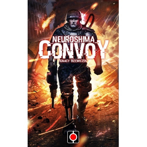 Neuroshima - Convoy Second Edition available at 401 Games Canada