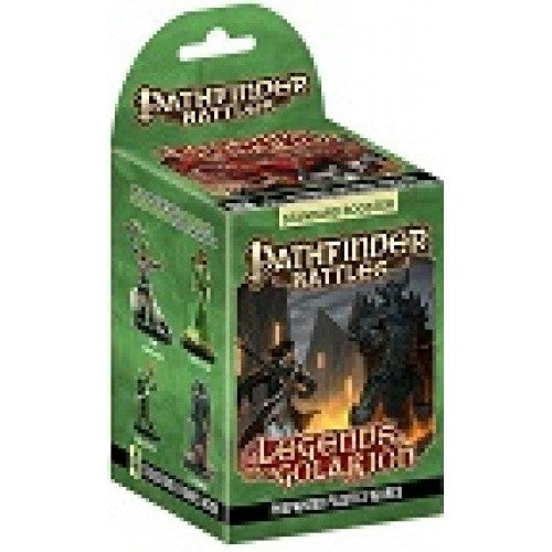 Buy Pathfinder Battles - Legends Of Golarion Standard Booster and more Great RPG Products at 401 Games