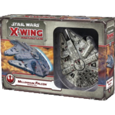 Buy X-Wing - Star Wars Miniature Game - Millennium Falcon and more Great Board Games Products at 401 Games