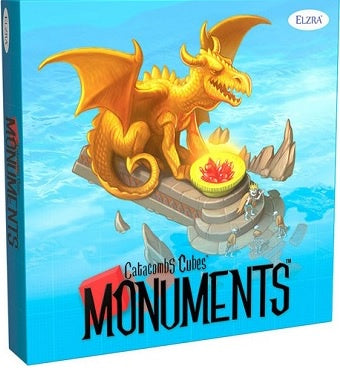 Catacombs Cubes - Monuments available at 401 Games Canada