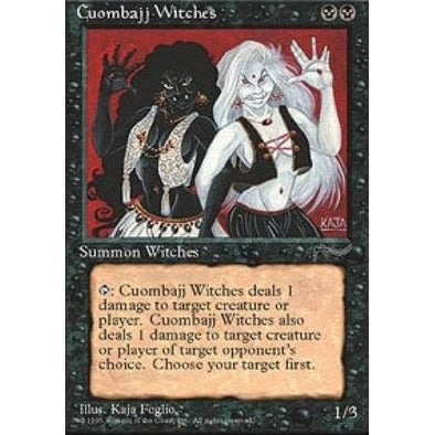 Cuombajj Witches (CHR) available at 401 Games Canada
