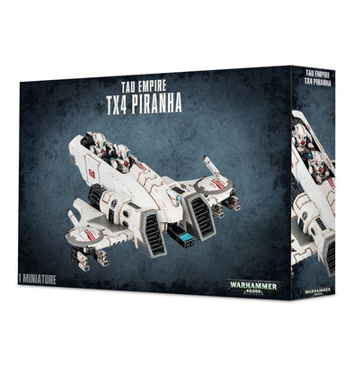 Warhammer 40,000 - Tau Empire - TX4 Piranha
