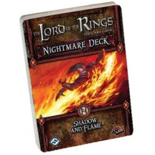 Lord of the Rings Living Card Game - Shadow and Flame Nightmare Deck