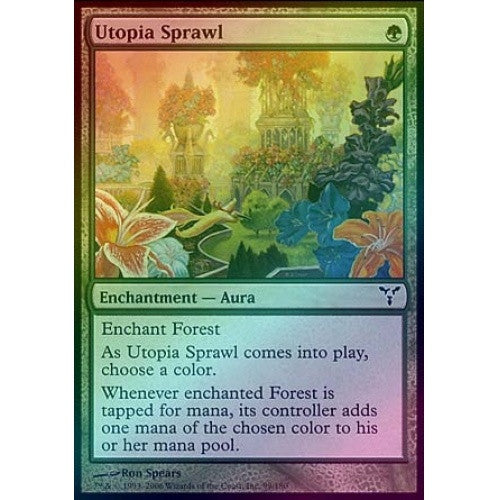 Utopia Sprawl (Foil) (DIS) - 401 Games