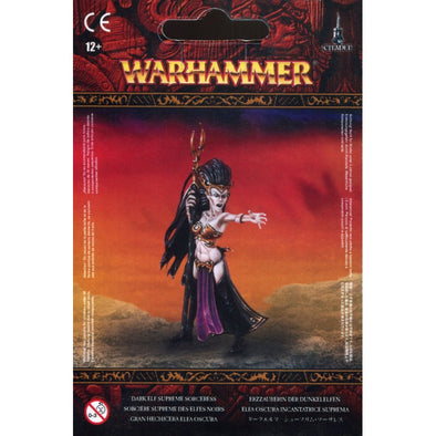 Warhammer - Age of Sigmar - Darkling Covens - Supreme Sorceress available at 401 Games Canada