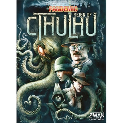 Buy Pandemic - Reign of Cthulhu and more Great Board Games Products at 401 Games