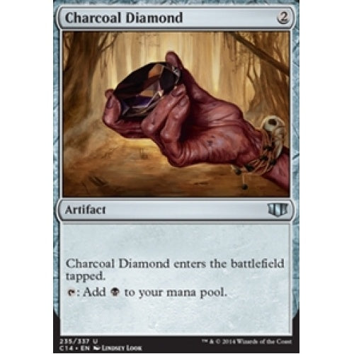 Charcoal Diamond (C14) (C14) available at 401 Games Canada