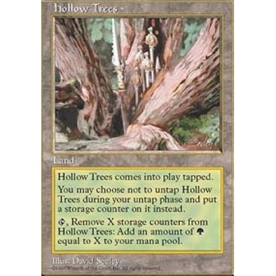 Hollow Trees - 401 Games