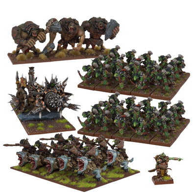 Kings of War - Goblin Army - 401 Games