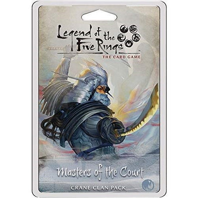 Legend of the Five Rings: The Card Game - Masters of the Court - Crane Clan