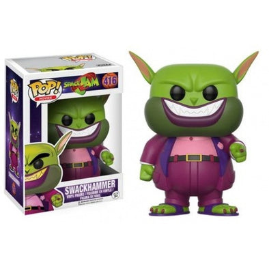 Buy Pop! Space Jam - Swackhammer and more Great Funko & POP! Products at 401 Games
