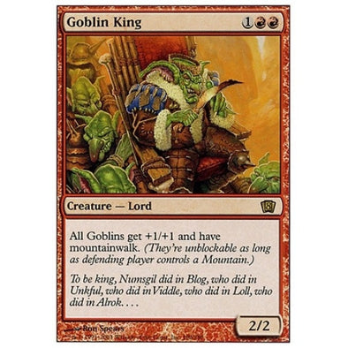 Goblin King available at 401 Games Canada